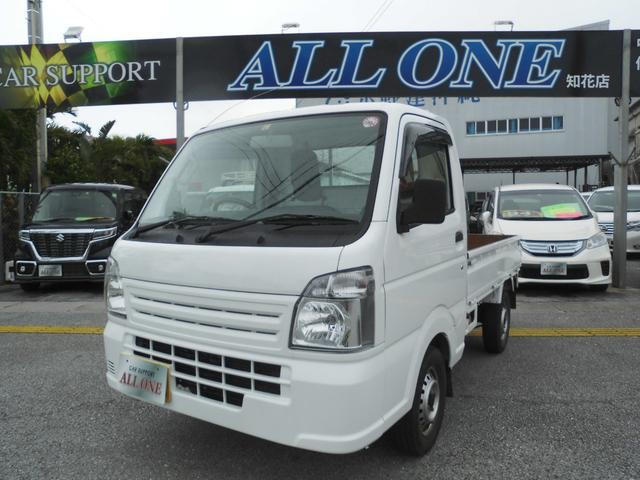 沖縄県の中古車ならキャリイトラック KCエアコン・パワステ エアコン・パワステ付き 本土車