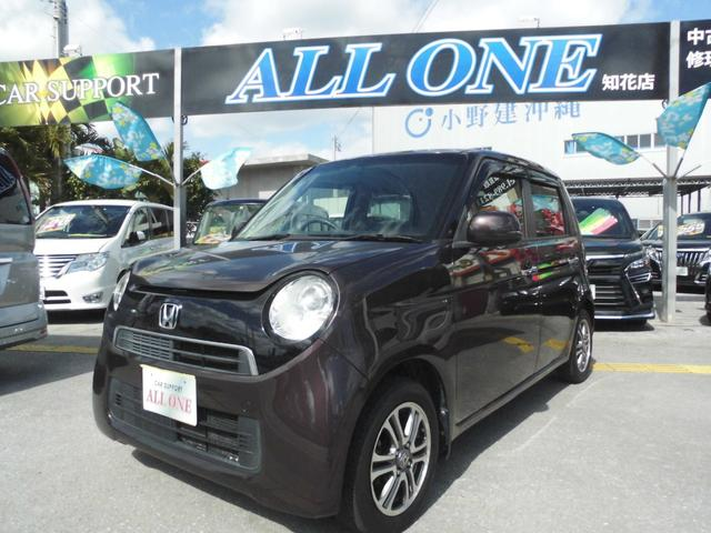 沖縄県の中古車ならN-ONE G・Lパッケージ スマートキー・プッシュスタート・電格ミラー・ウィンカーミラー