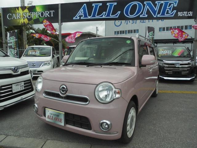 沖縄県沖縄市の中古車ならミラココア ココアXスペシャルコーデ 本土車・修復無・1年保証・Bluetoothオーディオ・ワンセグTV・バックカメラ・ドラレコ・スマートキー・エコアイドル・