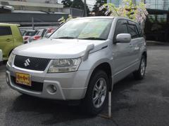 沖縄の中古車 スズキ エスクード 車両価格 45万円 リ済込 平成18年 7.8万K シルバー