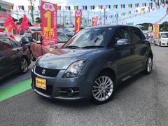 沖縄の中古車 スズキ スイフト 車両価格 59万円 リ済込 平成19年 8.2万K ガンM
