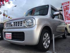 沖縄の中古車 スズキ アルトラパン 車両価格 ASK リ済別 平成21年 7.8万K シルバー