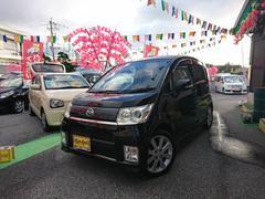 沖縄の中古車 ダイハツ ムーヴ 車両価格 43万円 リ済別 平成21年 7.4万K ブラック