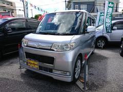 沖縄の中古車 ダイハツ タント 車両価格 69万円 リ済込 平成21年 6.8万K シルバー
