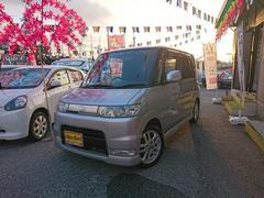 沖縄の中古車 ダイハツ タント 車両価格 19万円 リ済込 平成18年 12.7万K シルバー