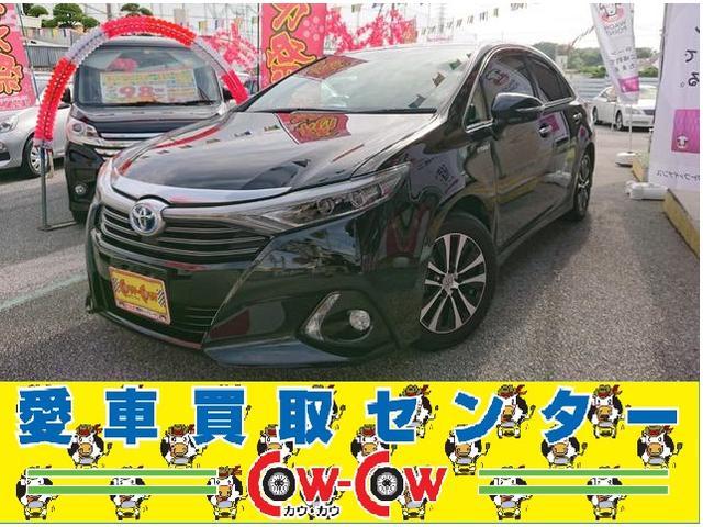 沖縄の中古車 トヨタ SAI 車両価格 175万円 リ済別 2014(平成26)年 6.6万km ブラック