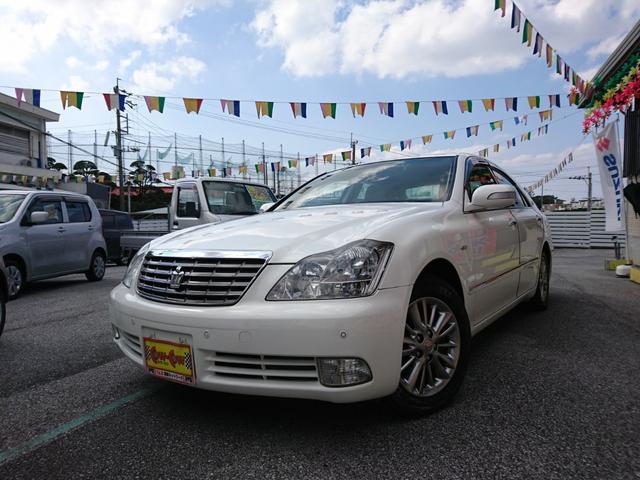 沖縄県の中古車ならクラウン ロイヤルサルーン プレミアムエディション