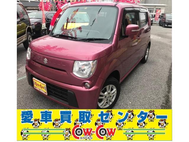 沖縄の中古車 スズキ MRワゴン 車両価格 39万円 リ済別 2011(平成23)年 9.7万km ピンク