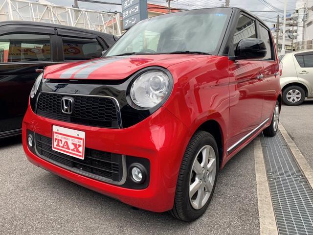沖縄の中古車 ホンダ N-ONE 車両価格 79万円 リ済別 2012(平成24)年 5.2万km レッドII