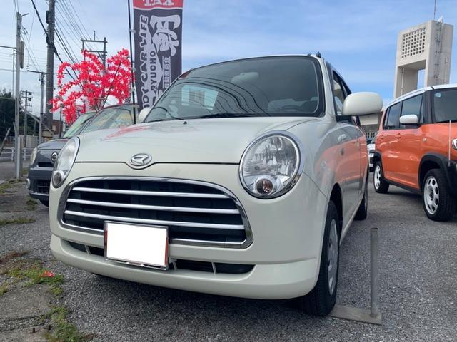 沖縄の中古車 ダイハツ ミラジーノ 車両価格 39万円 リ済別 2006(平成18)年 7.4万km パール