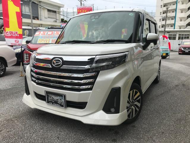 沖縄県の中古車ならトール カスタムG SAIII