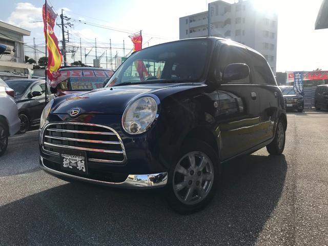 「ダイハツ」「ミラジーノ」「軽自動車」「沖縄県」の中古車
