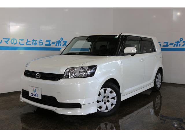 トヨタ 1.5X エアロツアラー HDDナビ ETC レンタ