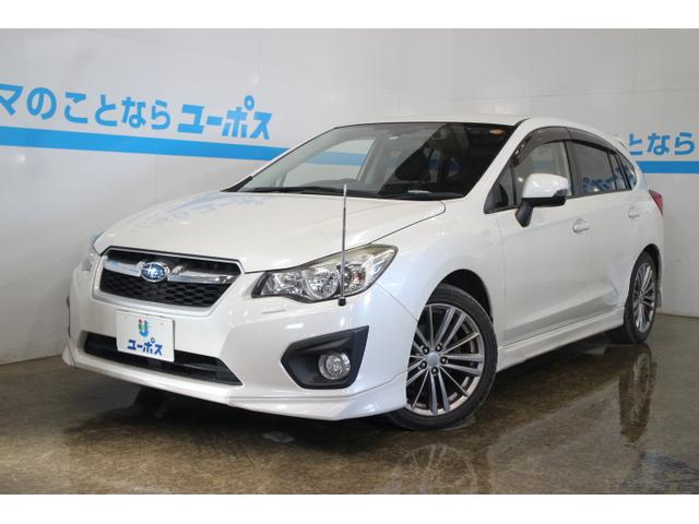 沖縄県の中古車ならインプレッサスポーツ 2.0i-Sアイサイト OP5年保証対象車 社外ナビ