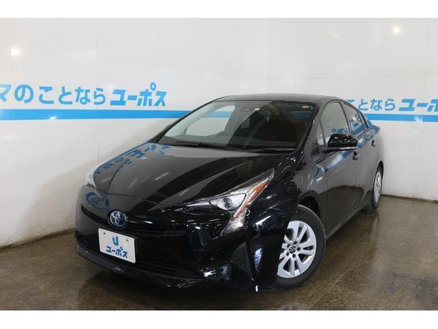 沖縄県の中古車ならプリウス S OP5年保証対象車 セーフティセンス 純正ナビ