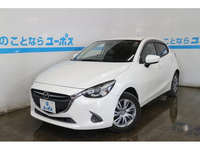 沖縄県の中古車ならデミオ 13S/ナビ・TV/LEDライト/バックカメラ等取付可能