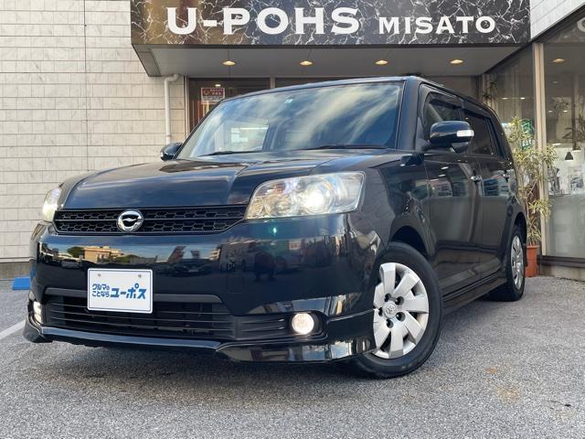 沖縄県沖縄市の中古車ならカローラルミオン 1.5G オン ビー OP5年保証対象車両 ブラックレザーシート フルレザーステアリング HDDナビ(CD/DVD/Bluetooth/フルセグ) HIDヘッドライト フラントスポイラー
