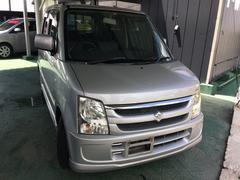 沖縄の中古車 スズキ ワゴンR 車両価格 24万円 リ済込 平成19年 7.4万K シルバー