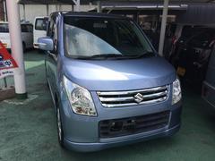 沖縄の中古車 スズキ ワゴンR 車両価格 33万円 リ済込 平成21年 10.4万K ブルーII