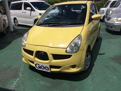 沖縄の中古車 スバル R1 車両価格 29万円 リ済込 平成17年 9.5万K イエロー