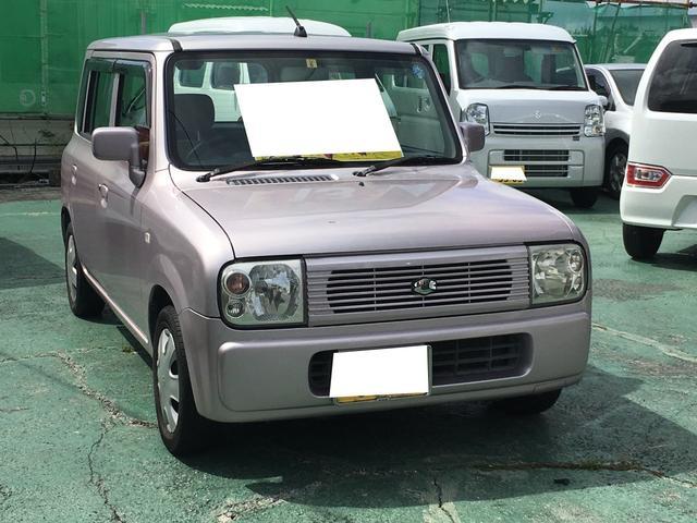 沖縄県の中古車ならアルトラパン X2