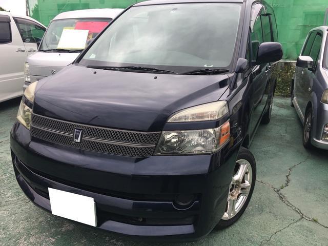 沖縄県の中古車ならヴォクシー X Eエディション