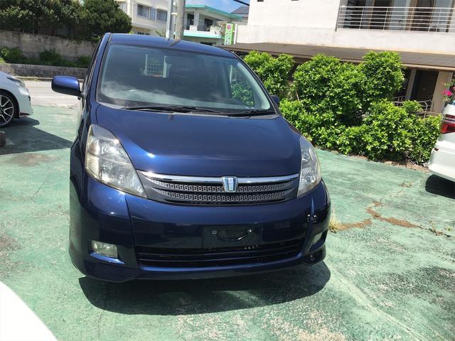 「トヨタ」「アイシス」「ミニバン・ワンボックス」「沖縄県」の中古車