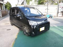 沖縄の中古車 ダイハツ ムーヴ 車両価格 63万円 リ済込 平成23年 10.4万K ブラック