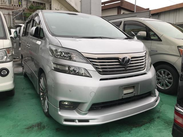 沖縄県の中古車ならヴェルファイア 3.5Z Gエディション