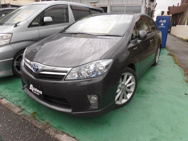 沖縄県の中古車ならSAI S LEDエディション