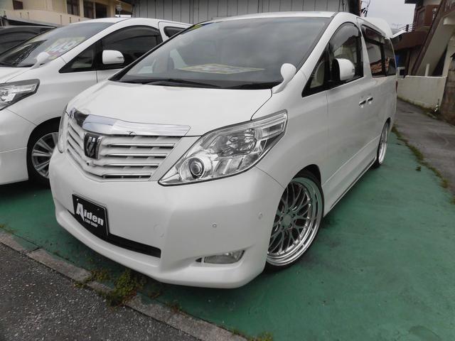 沖縄県の中古車ならアルファード 350G Lパッケージ