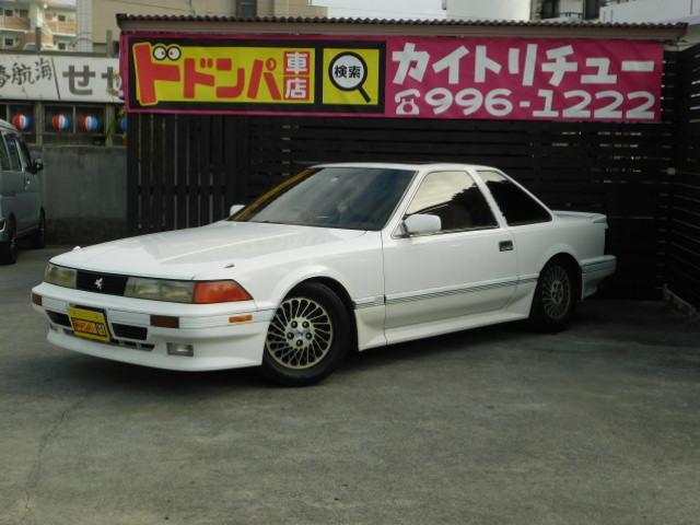 トヨタ 3.0GTシングルターボ!!