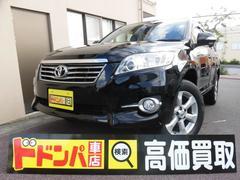 沖縄の中古車 トヨタ ヴァンガード 車両価格 150万円 リ済込 平成24年 6.6万K ブラック