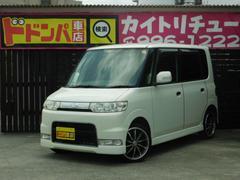 沖縄の中古車 ダイハツ タント 車両価格 26万円 リ済別 平成18年 9.6万K パールホワイト