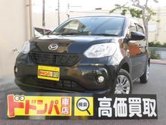 沖縄の中古車 ダイハツ ブーン 車両価格 110万円 リ済込 平成30年 0.8万K ブラックM