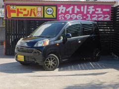 沖縄の中古車 ホンダ ライフ 車両価格 10万円 リ済別 平成20年 11.6万K ブラックM