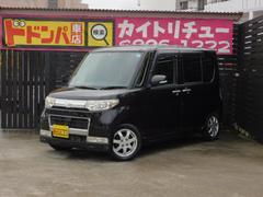 沖縄の中古車 ダイハツ タント 車両価格 39万円 リ済別 平成21年 10.3万K ブラックM