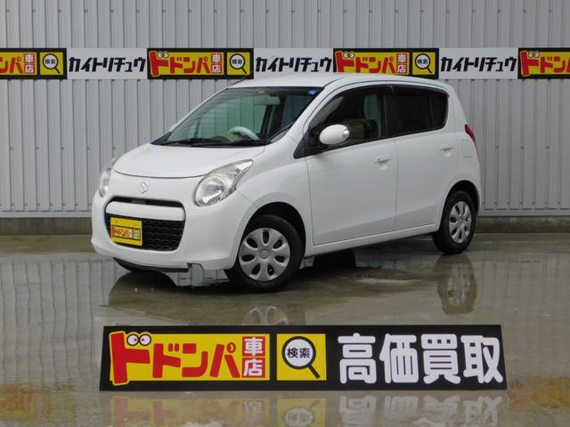 沖縄の中古車 スズキ アルト 車両価格 28万円 リ済別 平成23年 9.9万km ホワイト