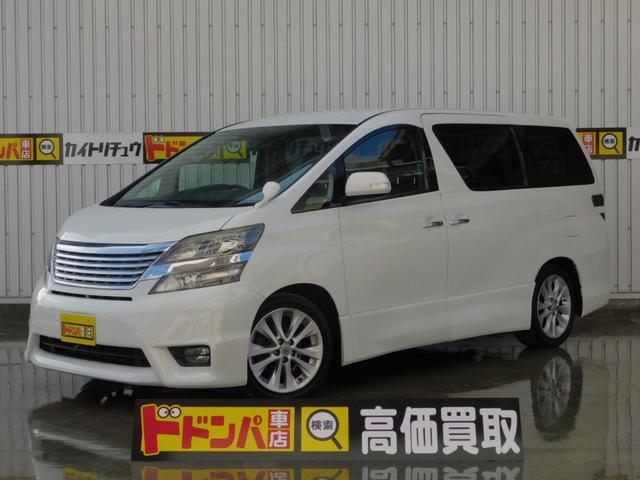 トヨタ 3.5Z 10型フルセグTV・ナビ・両側オートスライド