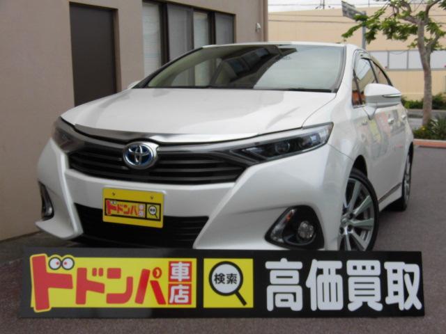 トヨタ G18アルミETCナビバックカメラ禁煙車