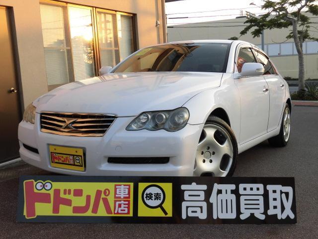 トヨタ 250G Fパッケージ18アルミETCナビTVタイヤ新品