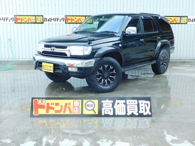 トヨタ SSR-V ブラックナビゲーター フルセグTV・ナビ付