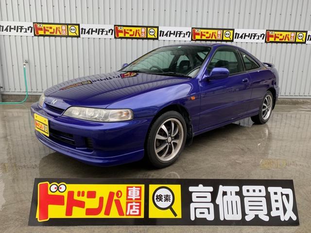 沖縄県の中古車ならインテグラ 2ドアクーペ5速MT