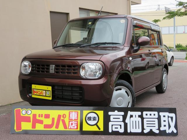 沖縄の中古車 スズキ アルトラパン 車両価格 58万円 リ済込 平成24年 3.5万km ブラウン