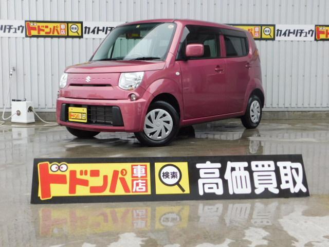 沖縄の中古車 スズキ MRワゴン 車両価格 53万円 リ済別 平成24年 4.2万km ピンクM