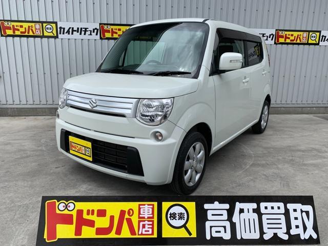 沖縄の中古車 スズキ MRワゴン 車両価格 53万円 リ済込 2012(平成24)年 4.8万km パールホワイト
