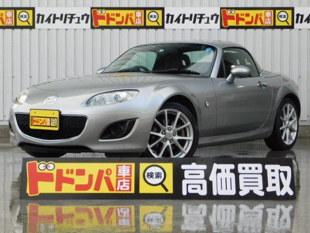 沖縄県の中古車ならロードスター RS RHT