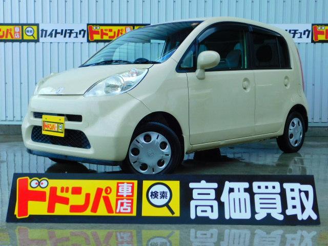 沖縄の中古車 ホンダ ライフ 車両価格 10万円 リ済別 2004(平成16)年 4.7万km イエローM