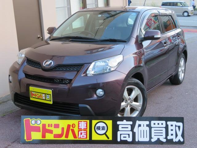 沖縄の中古車 トヨタ イスト 車両価格 55万円 リ済込 2008(平成20)年 9.5万km グレーM
