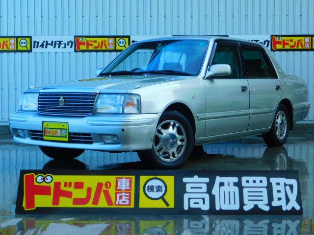 沖縄県の中古車ならクラウン